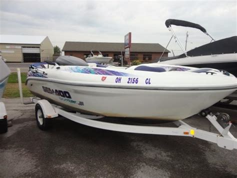 Jet Boats For Sale In Ohio by Used Sea Doo Jet Boats For Sale In Ohio Boats