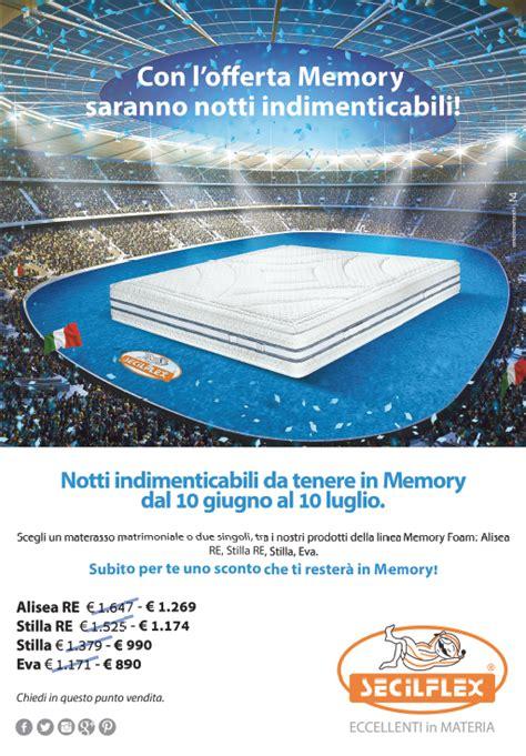 Offerta Materasso Memory by Offerta Materassi Memory Il Dormiglione