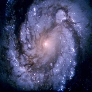 Spiral Galaxy M100 | ESA/Hubble