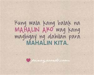 QUOTES ABOUT LOVE HURTS TUMBLR TAGALOG image quotes at ...
