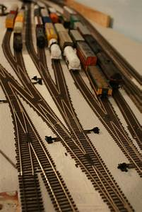 Model Railroad Switches