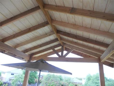 patio cover plans  standing pictures  images home diy home patio patio
