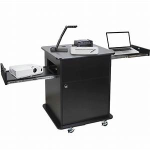 ecartmxb 80 all in one classroom cart mx 1 document With document camera cart stand