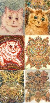 louis wain cats file louis wain cats png wikimedia commons