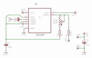 Audio - 555 Vco Circuit - Speaker To Vcc