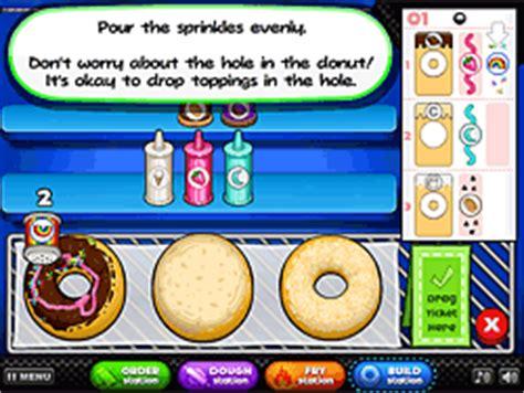 jeux de cuisine papa louie pancakeria jeux de papa pancakeria