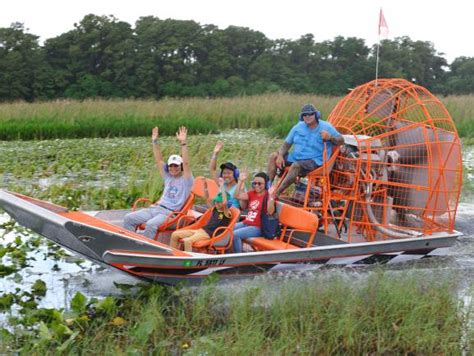Airboat Adventures At Boggy Creek by Boggy Creek Airboat Rides Orlando Florida Orlando
