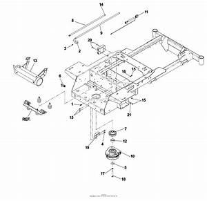 Dixon Ram Mag 50 2o Honda