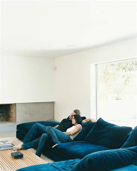 gros coussin pour canapé le gros coussin pour canapé en 40 photos