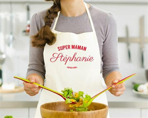 chef de cuisine femme beaucoup de variante en photos de votre tablier personnalisé