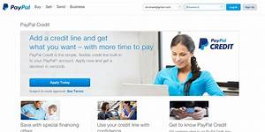 Paypal Credit Deutschland : why you shouldn 39 t bother signing up for paypal credit business insider ~ Buech-reservation.com Haus und Dekorationen
