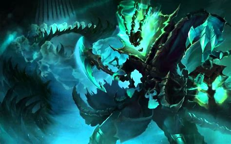 Thresh Animated Wallpaper - thresh live wallpaper dreamscene android lwp