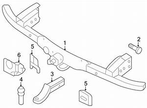 Ford Explorer Sport Trac Trailer Hitch Ball Mount  Bracket