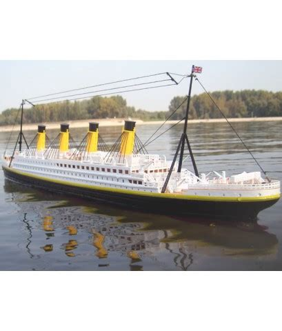 เรือ ไททานิค บังคับวิทยุ RC TITANIC เหมือนจริง 3 มอเตอร์ ...