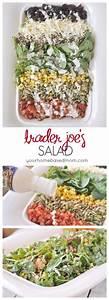 Trader Joe's Salad - your homebased mom