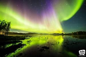 How To See Aurora Borealis In Levi  Lapland