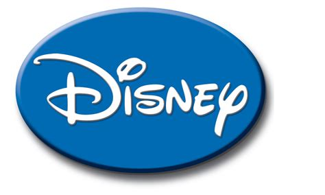 Disney Logo Oval