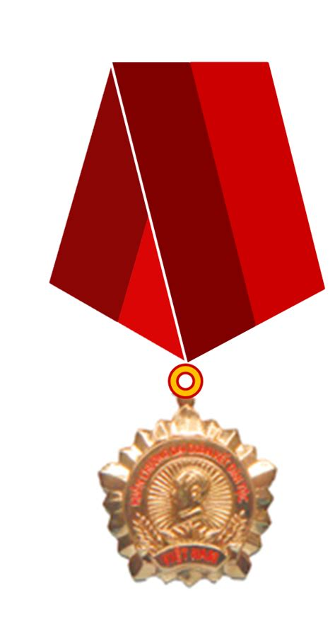 Military Awards And Decorations by Great National Unity Order