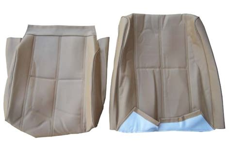 Volvo 240 Seat Covers by Volvo 240 Vinyl Seat Cover Beige 3 Stitched Lines