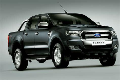 updated pickup truck ford ranger     design
