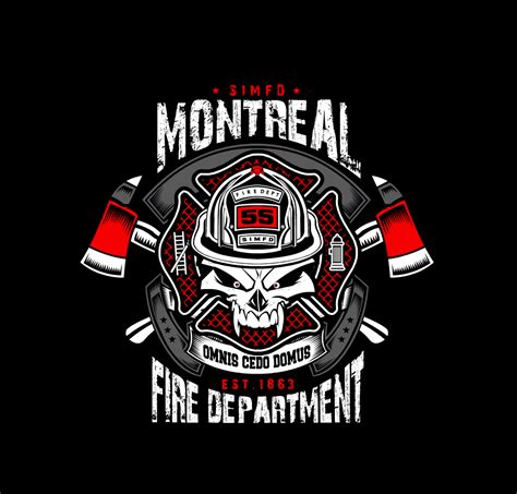 Just like the first one, just put in the name of your channel in it and then. Fire Dept Logo Vector at GetDrawings | Free download