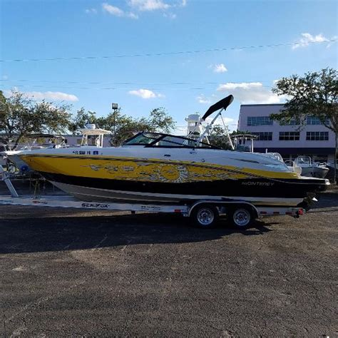 Monterey Boats Mx6 by 2017 Monterey Mx6 Surf Edition Boats