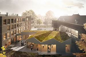 Neun Grad Architektur : neubau rsc rotterdam neun grad architektur ~ Frokenaadalensverden.com Haus und Dekorationen