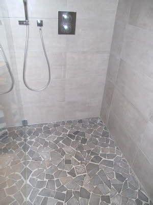 Naturstein Mosaik Dusche by Mosaik Fliesen Dusche Boden 1 Netz Marmor Rosso