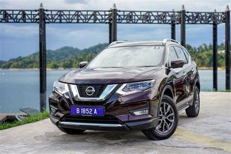 drive  nissan  trail facelift