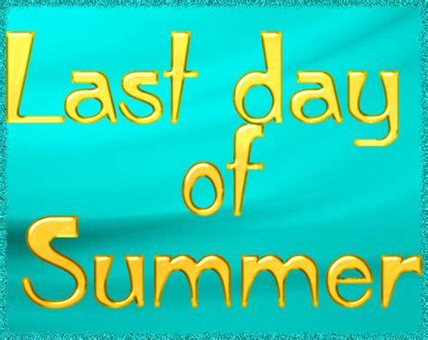Last Summer Days Quotes