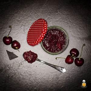 Maden In Kirschen : schwarzw lder kirschmarmelade mit schokolade ~ Lizthompson.info Haus und Dekorationen