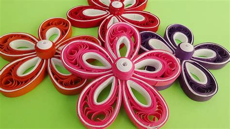 paper quilling how to make a quilled malaysian 3d