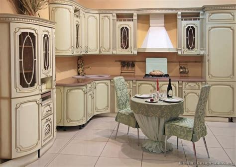 white country kitchen cabinets 75 best antique white kitchens images on Antique