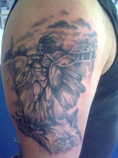 spartan tattoos designs ideas  meaning tattoos
