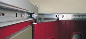 porte de garage coulissante detail reglage du rail sib With porte de garage coulissante jumelé avec serrurier 94