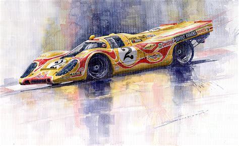 porsche 917 art porsche 917 k martini kyalami 1970 print by yuriy shevchuk