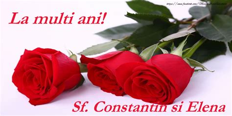 Constantin bahrin azi la ziua lui costica. Felicitari de Sfintii Constantin si Elena - Sf. Constantin si Elena La multi ani ...
