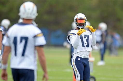Keenan Allen Likely To Get More Work In Slot With Chargers