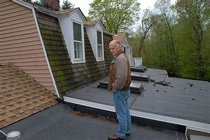 Flat Roof Repairs - flashing cause the most problems ...  Flashing