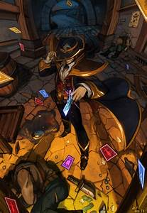 Lady Lucks Smilin' (Ask Twisted Fate)