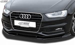 Audi A4 B8 Bremsen : rdx front spoiler for vario x audi a4 b8 facelift 2011 s ~ Jslefanu.com Haus und Dekorationen