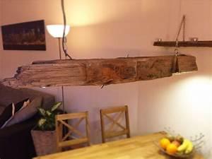 Wandleuchte Selber Bauen : balken treibholz lampe aus treibholz von der elbe von mr treibholz auf gestaltung ~ Markanthonyermac.com Haus und Dekorationen
