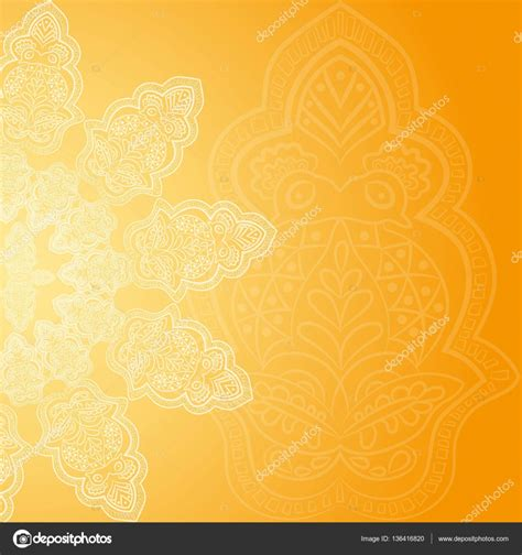 Indian Backgrounds by Floral Pattern Background With Indian Ornament Stock