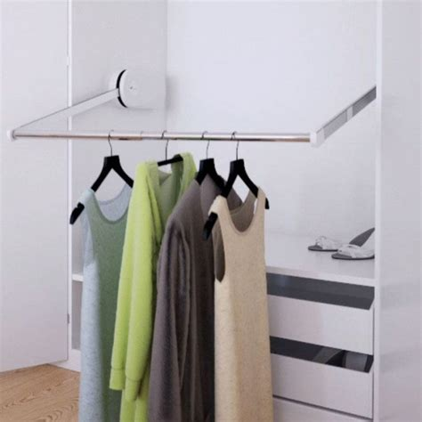 butler electric wardrobe lift system 39 4 quot 63 quot wide