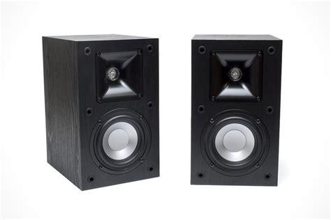 klipsch bookshelf speakers klipsch b 10 bookshelf speakers mikeshouts