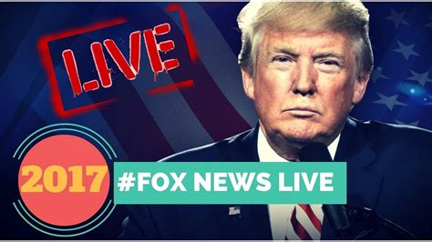 Fox News Live Stream Today