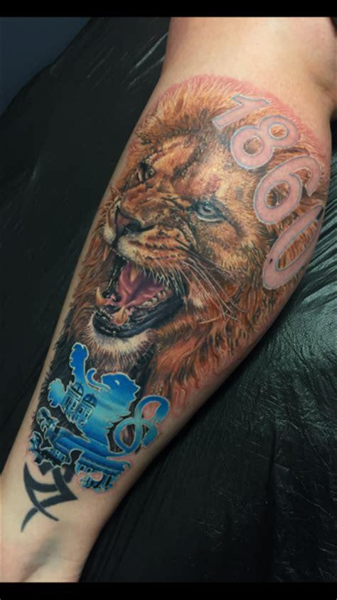 tattoos zum stichwort loewe tattoo bewertungde lass