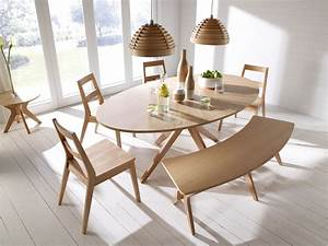 Malmo Scandinavian Style Dining Furniture - Tables Chairs
