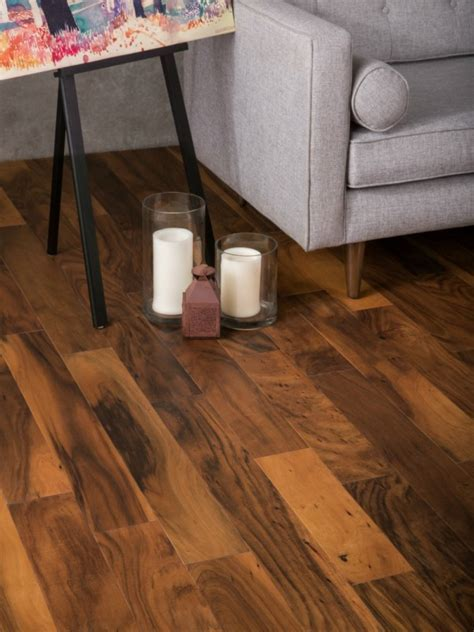 Padded Wood Flooring   Flooring Ideas and Inspiration