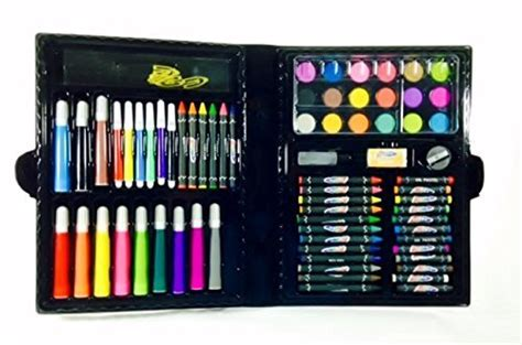art materials  craft drawing set  piece kit